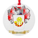 Postill Round Ornament