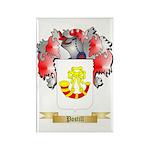 Postill Rectangle Magnet (10 pack)