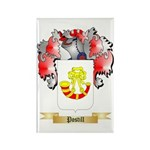 Postill Rectangle Magnet (100 pack)
