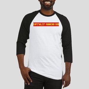 Baseball Jersey - capitalist