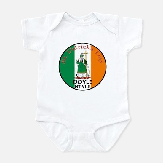 Doyle, St. Patrick's Day Infant Bodysuit