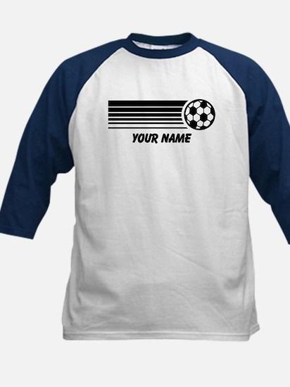 Soccer Personalized Kids Baseball Jersey
