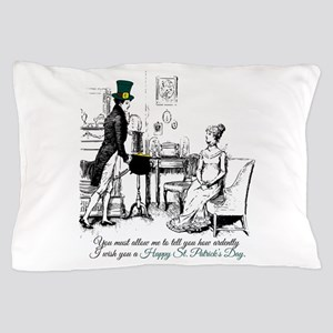 Ardently St. Patrick's Day Pillow Case