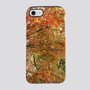 Japanese maple tree iPhone 8/7 Tough Case