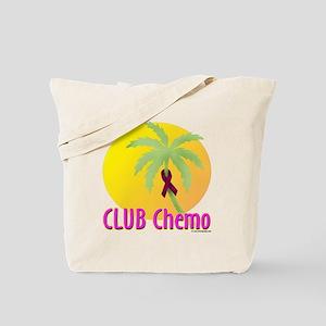 Club Chemo-Multiple Myeloma Tote Bag