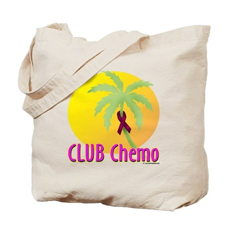 Club Chemo-Multiple Myeloma Tote Bag