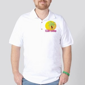 Club Chemo-Multiple Myeloma Golf Shirt