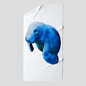 MANATEE Beach Towel