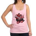 Derby Girl R&B Racerback Tank Top