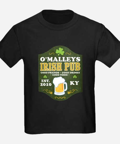 Irish Pub Personalized T