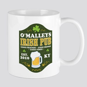 Irish Pub Personalized Mug