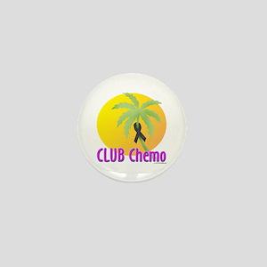 Club Chemo-Melanoma Mini Button