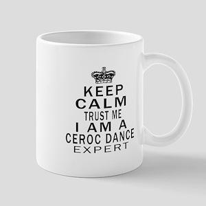 Ceroc Dance Expert Designs Mug