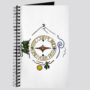 Hiker's Soul Compass Journal