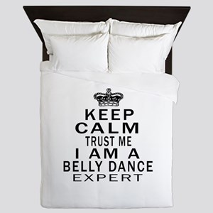 Belly dance Dance Expert Designs Queen Duvet