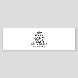 Belly dance Dance Expert Designs Sticker (Bumper)