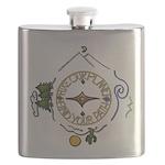 Hiker's Soul Compass Flask