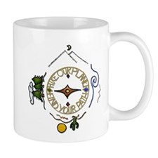 Hiker's Soul Compass Mugs