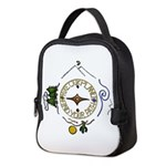 Hiker's Soul Compass Neoprene Lunch Bag
