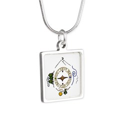 Hiker's Soul Compass Necklaces