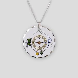 Hiker's Soul Compass Necklace