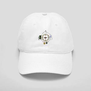 Hiker's Soul Compass Baseball Cap
