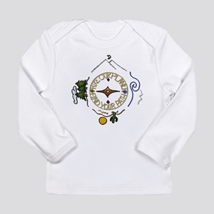 Hiker's Soul Compass Long Sleeve T-Shirt
