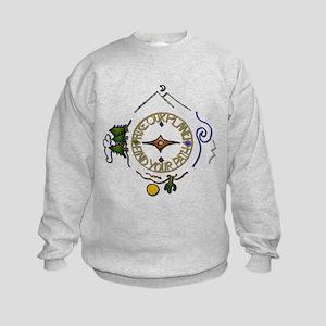 Hiker's Soul Compass Sweatshirt