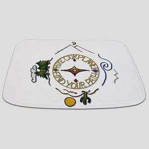 Hiker's Soul Compass Bathmat