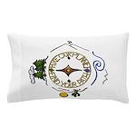 Hiker's Soul Compass Pillow Case