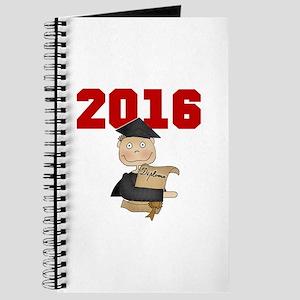 Red Boy Grad 2016 Journal