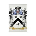 Posnett Rectangle Magnet (100 pack)