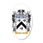Posnett 35x21 Oval Wall Decal