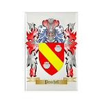 Poschel Rectangle Magnet (100 pack)