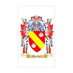 Poschel Sticker (Rectangle)