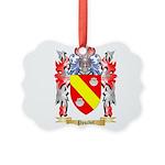 Poschel Picture Ornament