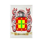 Porumbe Rectangle Magnet (100 pack)