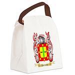 Porumbe Canvas Lunch Bag