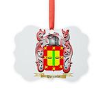Porumbe Picture Ornament