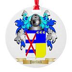 Portlock Round Ornament