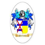 Portlock Sticker (Oval 10 pk)