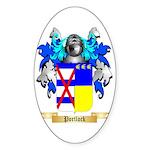 Portlock Sticker (Oval 50 pk)