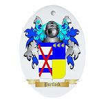 Portlock Oval Ornament