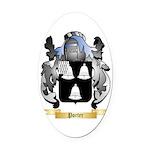 Porter Oval Car Magnet