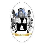 Porter Sticker (Oval 10 pk)