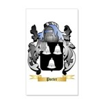 Porter 20x12 Wall Decal