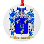 Porteous Round Ornament