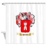 Portela Shower Curtain