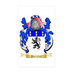 Portalier Sticker (Rectangle 50 pk)