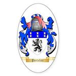 Portalier Sticker (Oval 50 pk)